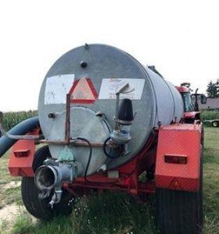Beczkowóz 8500 litrów