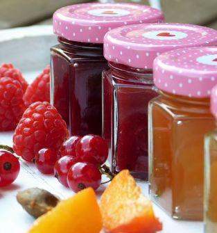 Dżem z owoców mieszanych