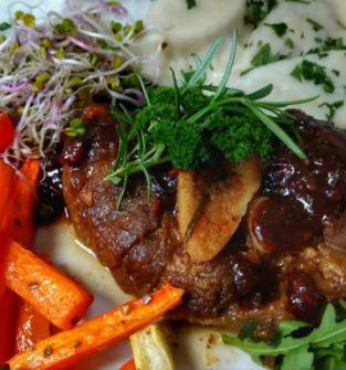 Ossobuco z wołowiny Highland