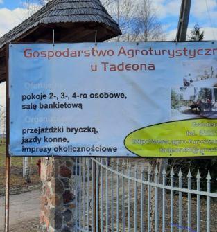 Gospodarstwo Agroturystyczne u Tadeona