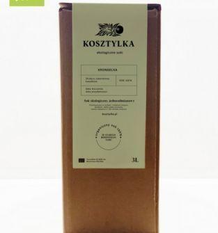 Kronselka - ekologiczny sok jabłkowy  3L
