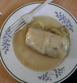 Gołąbki z ziemniaka