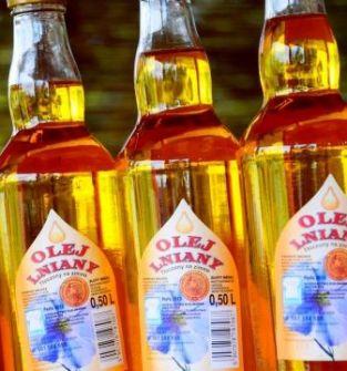olej lniany 20 ml