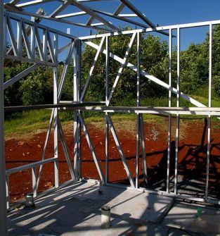 konstrukcje stalowe , sprzedaż opryskiwaczy firmy PROMAR