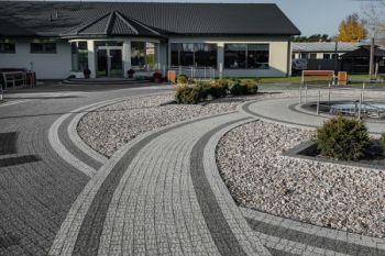 Sprzedaż wyrobów betonowych firm Semmelrock, Polbruk, Vestone