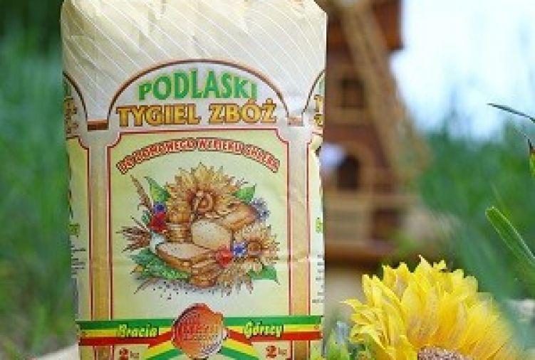 """Mąka """"Podlaski Tygiel Zbóż"""""""