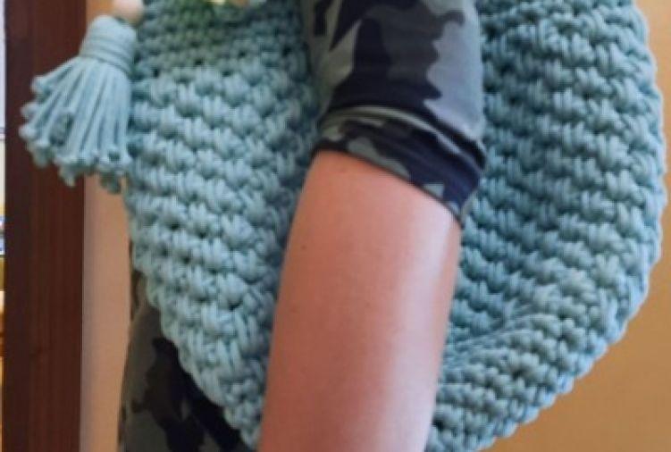 Torebki ze sznurka bawełnianego