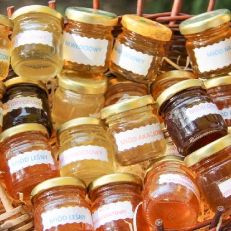 Miód i produkty pszczele